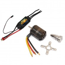 Electrospeed Motor & ESC Boost 40 Power Pack for use with VQ models and similar