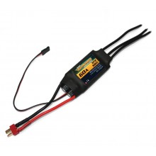 Electrospeed XP2 60A SBEC Brushless ESC