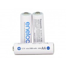 Panasonic Eneloop 2000mAh AA 1.2v Single Cell- SKU 2850