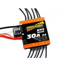 Overlander XP2 QUAD 30A Brushless ESC - SKU 2694
