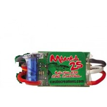 CASTLE CREATIONS MAMBA 25 BRUSHLESS ESC MMB-25