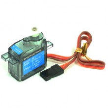 Etronix 9g Half Metal Digital Micro Servo