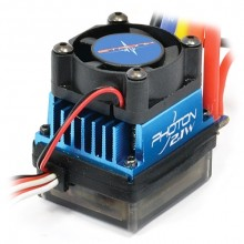ETRONIX PHOTON 2.1W 60AMP ESCBRUSHLESS w/SHORT WIRE/CONNECT