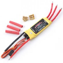 ETRONIX 60A BRUSHLESS FLIGHT (NO BEC) SPEED CONTROL