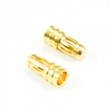 5.0MM MALE GOLD CONNECTOR (2)