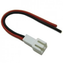 Etronix Female Micro Connector With 10cm 20AWG Silicone Wire