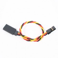 15CM 22AWG JR TWISTED EXTENSION WIRE