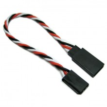45CM 22AWG FUTABA TWISTED EXTENSION WIRE