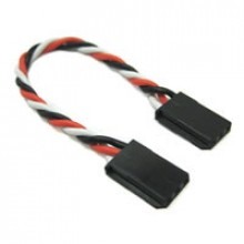 15CM 22AWG FUTABA STRAIGHT BATTERY WIRE