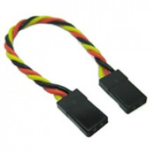 15CM 22AWG JR STRAIGHT BATTERY WIRE