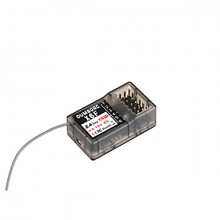 ETRONIX PULSE FHSS RECEIVER 2.4GHZ for use with ET1132