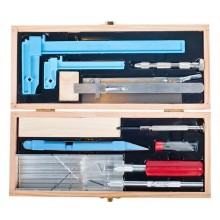 Deluxe Wooden Builders Tool Set (Boxed)