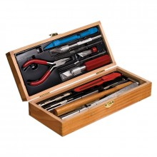 Deluxe Wooden Railroad Tool Set (Boxed)