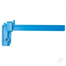 3in Adjustable Plastic Clamp (Carded)