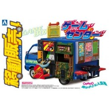 1/24 GAME CENTER ABESHI