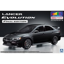 1/24 LANCER EVOLUTION X FINAL EDITION (PHANTOM BLACK-PEARL 2