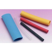 6.4mm BLACK HEAT SHRINK -1m LONG