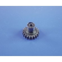 14MM DIAMETER 20 TOOTH GEAR BLACK