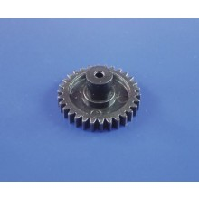 20MM DIAMETER 30 TOOTH GEAR BLACK
