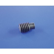 WORM & GEAR FOR 2MM MOTOR SHAFTS