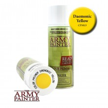 CP3015S ARMY PAINTER SPRAY DAEMONIC YELLOW