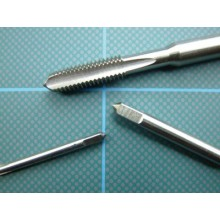 3MM X 0.5MM TAP HSS TAPER