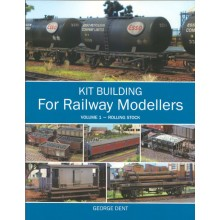 KIT BUILDING FOR RAILWAY MODELLERS ROLLING STOCK