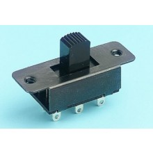 PACK OF 10 SLIDE SWITCHES DPDT LGE
