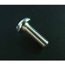 SS M4X6 PAN HEAD NUTS/BOLTS