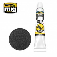 ANTI SLIP PASTE BLACK