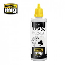 MATT LUCKY VARNISH 60ML
