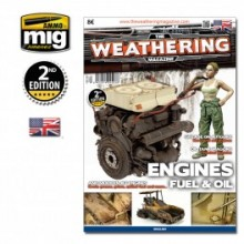 ENGINE GREASE & OIL GUIDE BOOK