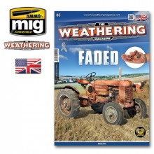 WEATHERING MAG ISSUE 21 FADED