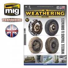 WEATHERING MAG ISSUE 25 - WHEELS  TRACKS & SURFACES
