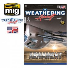 THE WEATHERING AIRCRAFT ISSUE 10 -  ARMAMENT