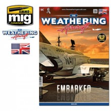 WEATHERING AIRCRAFT ISSUE 11 -  EMBARKED