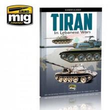 TIRAN IN LEBANESE WARS BOOK