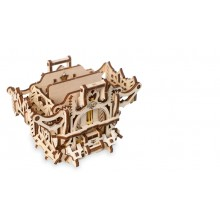 Ugears Model Deck Box: device kit for card games