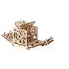 Ugears Model Dice Keeper: device kit for tabletop games