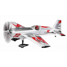 Multiplex RR Extra 330 SC - Silver/Red