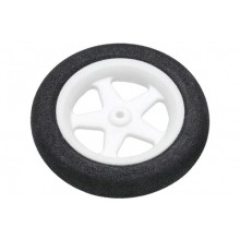 Dubro 1.86 Inches (47mm) Micro Sport Wheels (Pair)