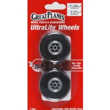 1-3/4 Inch (45 mm) UltraLite Wheels (2)