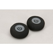 Foam Wheel - 45mm/1-3/4 Inch (Pk2)