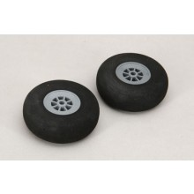 "Foam Wheel - 57mm/2-1/4"" (Pk2)"