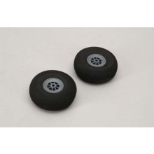 Foam Wheel - 64mm/2-1/2 Inch (Pk2)