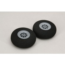 "Foam Wheel - 70mm/2-3/4"" (Pk2)"