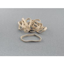 Wingbands White 3 Inch 80x6mm (pk12)