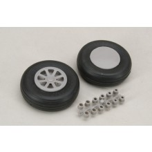 "76mm (3"") Smooth Tread Pair"