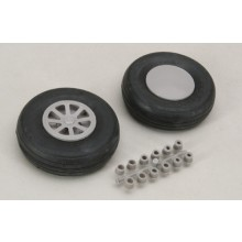 82mm (31/4 Inch) Smooth Tread Pair