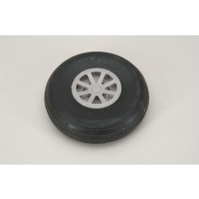 102mm Smooth Tread Wheels Pair